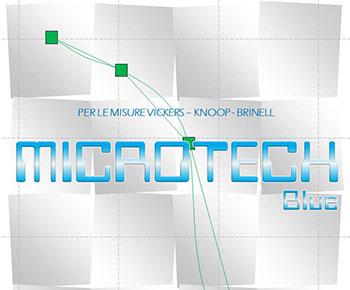 Microtech Auto Blue