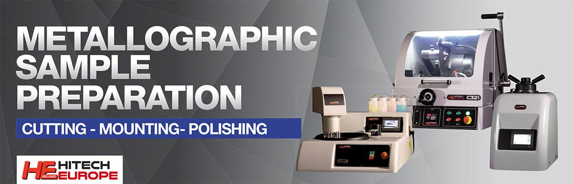 Metallographic Sample Preparation - Cutting, Mounting, Polishing - Tecmet2000